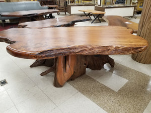 Redwood Coffee Table
