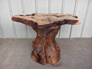North Carolina Hard Rock Maple Side Table