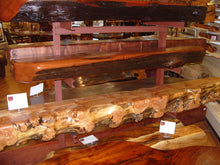 Redwood Live Edge Mantel