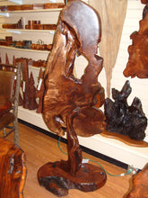Burl Wood Sculpture