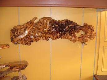 Maple Wall Sculpture 72 inches