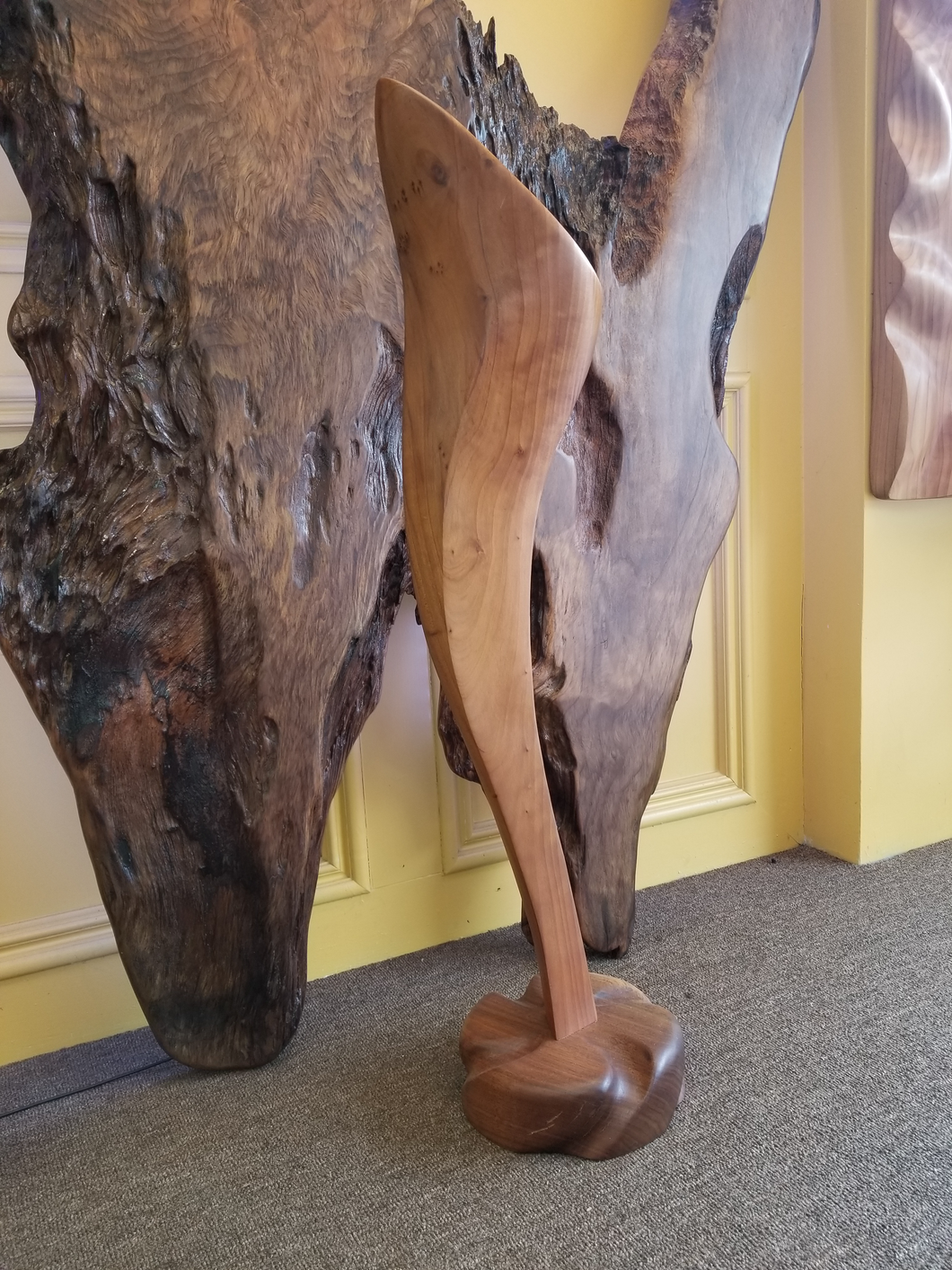 Redwood Sculpture