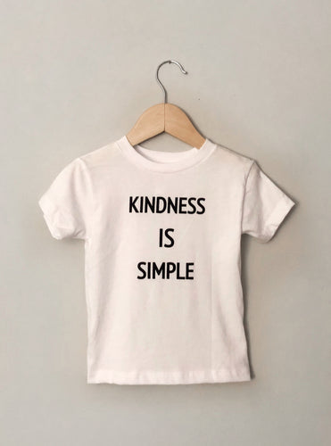 Kindness Is Simple Tee