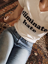 Eliminate Hate Women's Tee