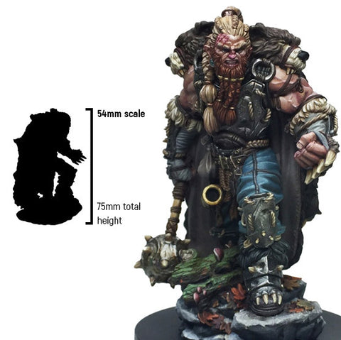 Infamy: Collectibles - Bear (54mm scale)