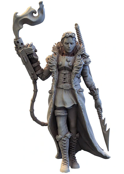 Infamy: Collectibles - 54mm Steampunk Tara