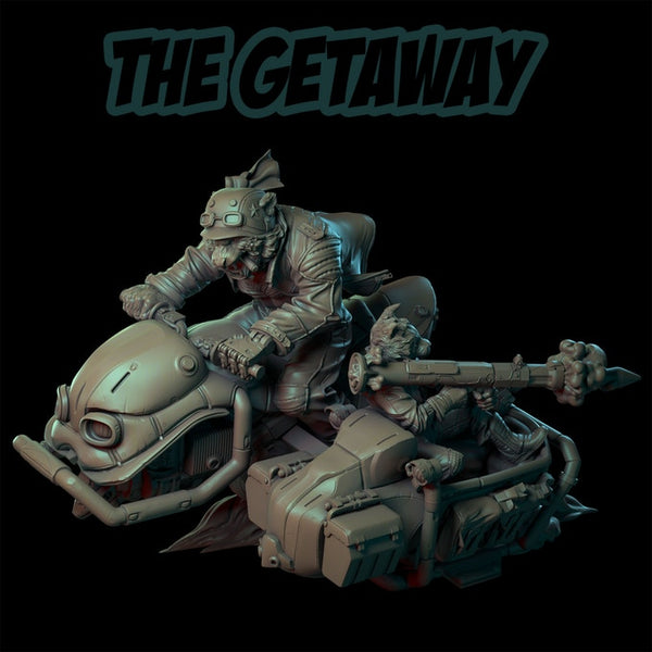 Infamy: Collectibles - The Getaway