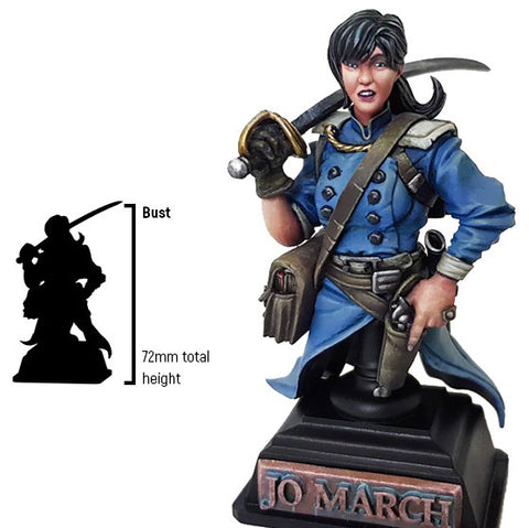 Infamy: Collectibles - Jo March Bust