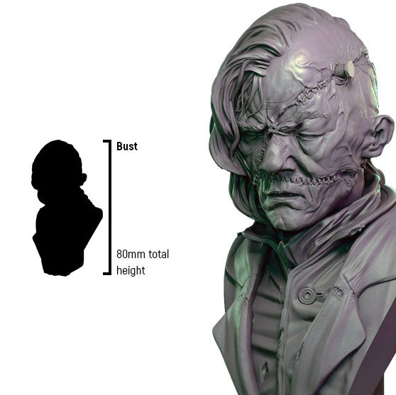 Infamy: Collectibles - Frankenstein's Monster Bust