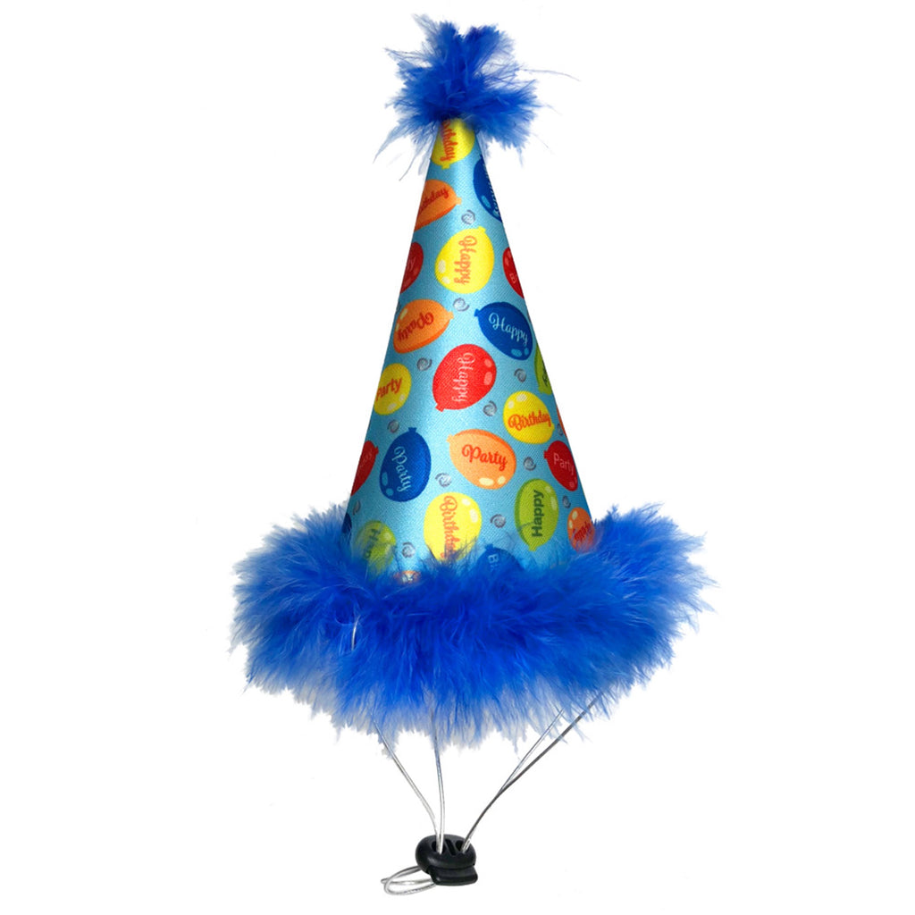Blue Party Time Party Hat