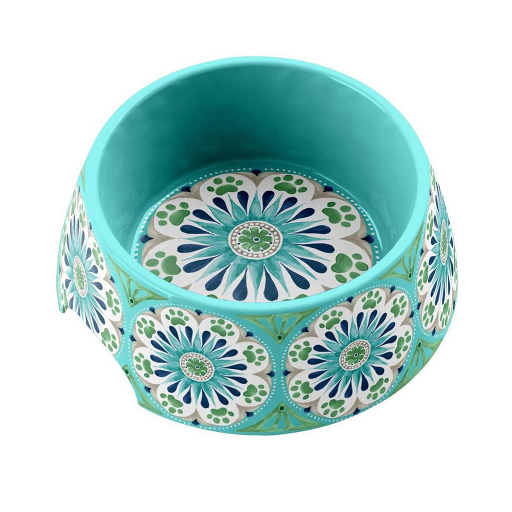Carmel Medallion Turquoise Bowl-Medium