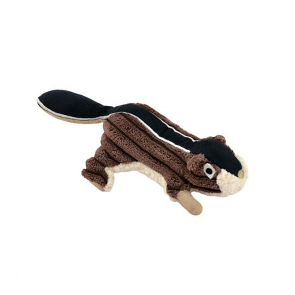 Chipmunk Squeaker Dog Toy 5""