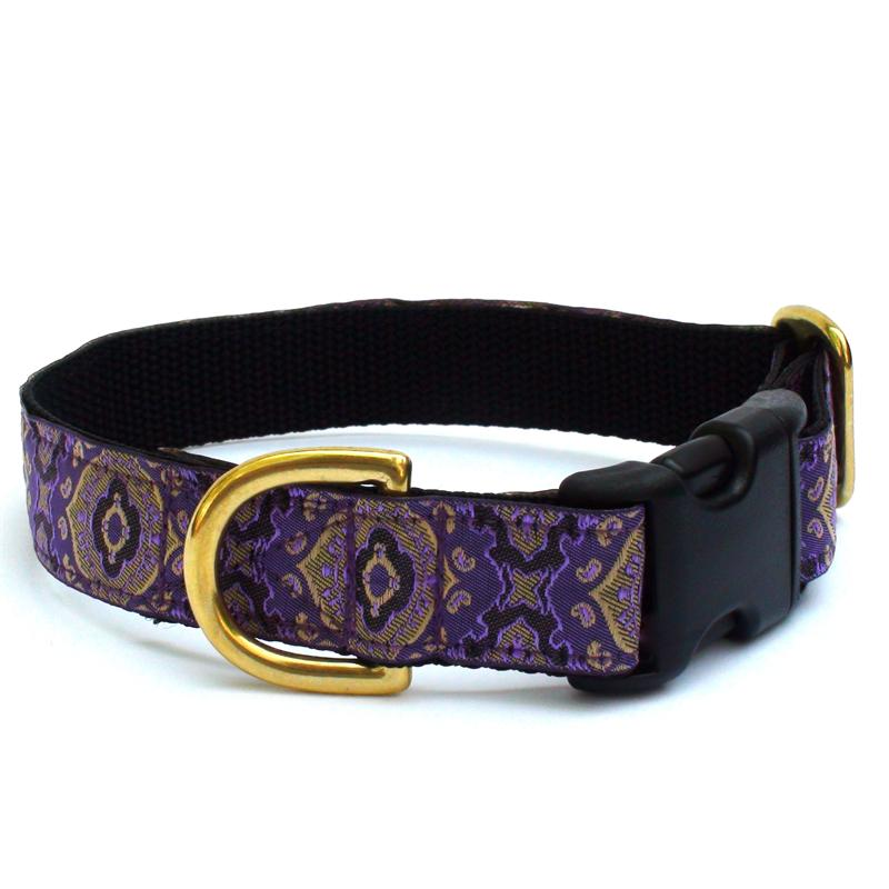 Wisteria Medallion Collar