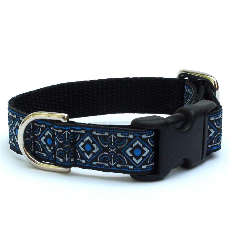 Celtic Cobalt Collar