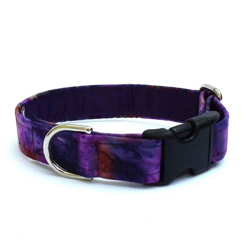 Cosmic Purple Collar