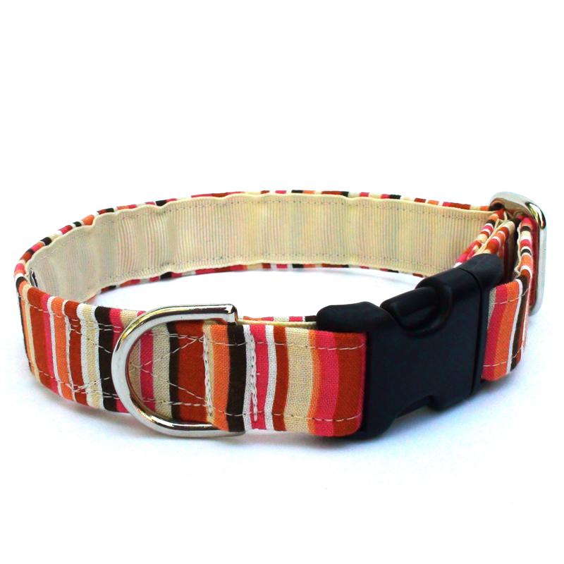 Sunset Stripe Collar