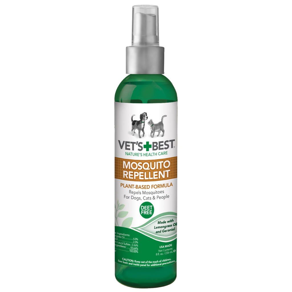 Vet's Best Dog & Cat Mosquito Repellent