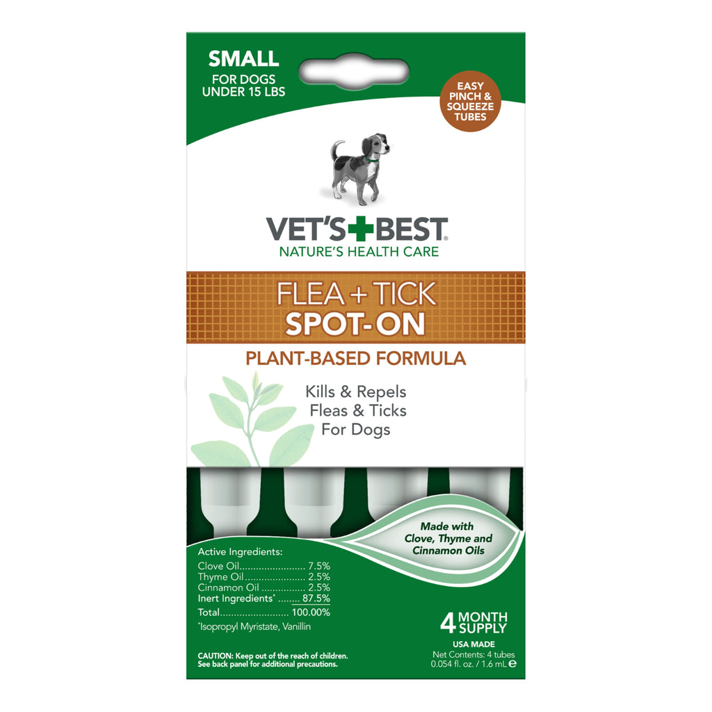 Vet's Best Dog Flea & Tick Topical