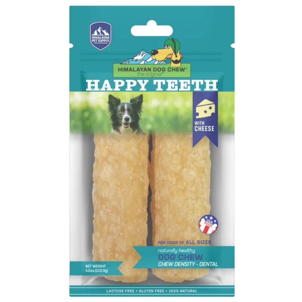 Happy Teeth Chew-Cheese Flavor