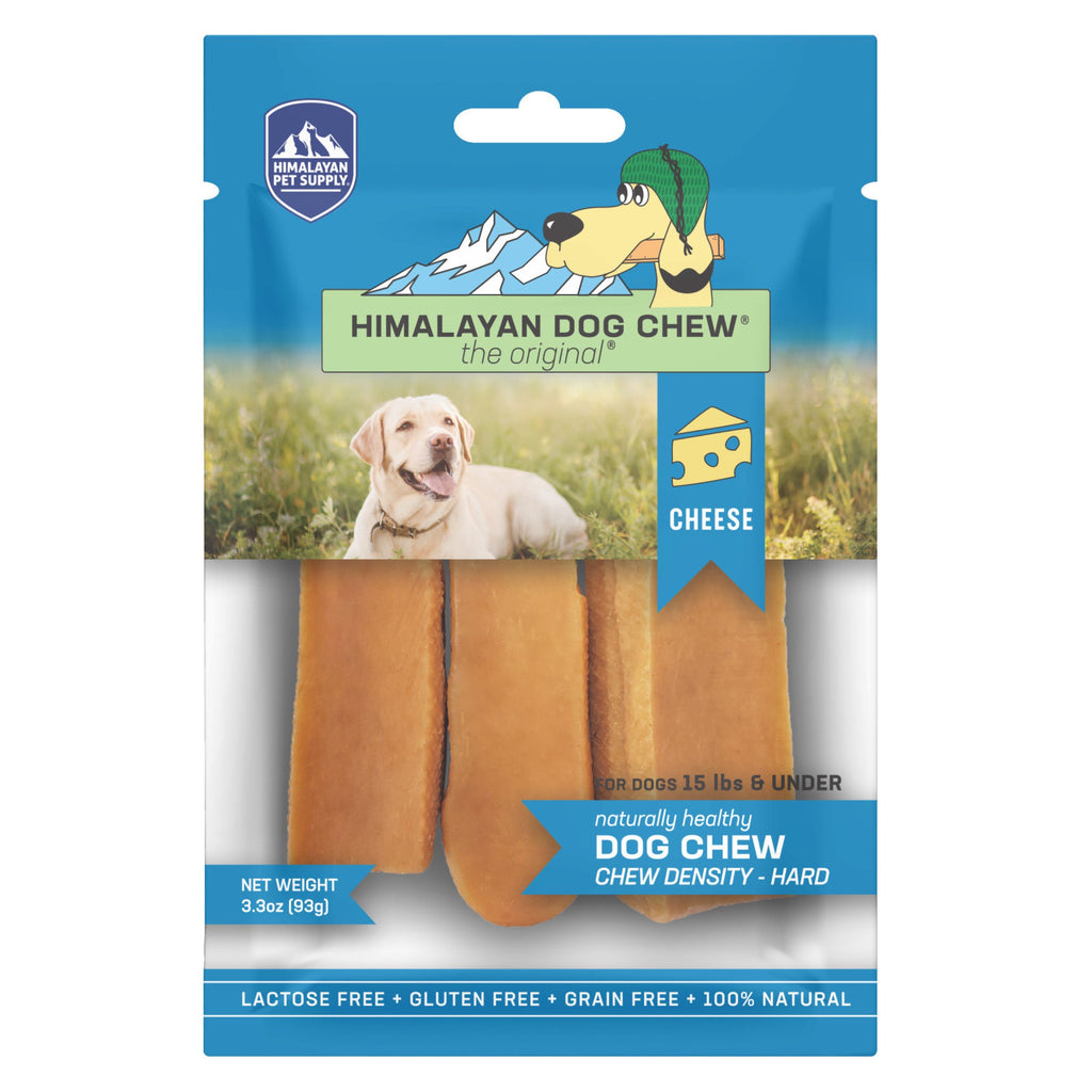 Himalayan Dog Chew-Cheese Flavor