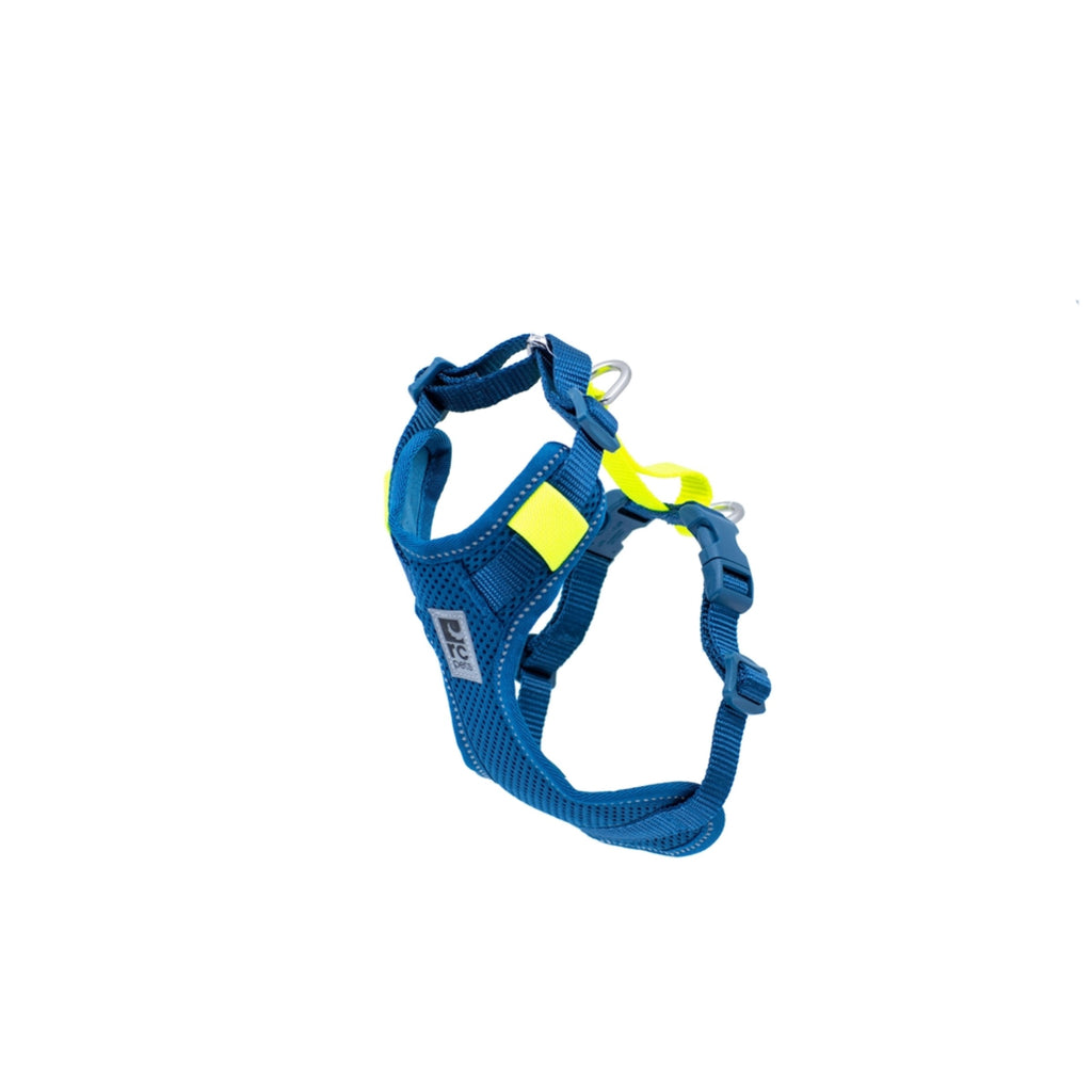 Moto Control Harness - Arctic Blue/Tennis