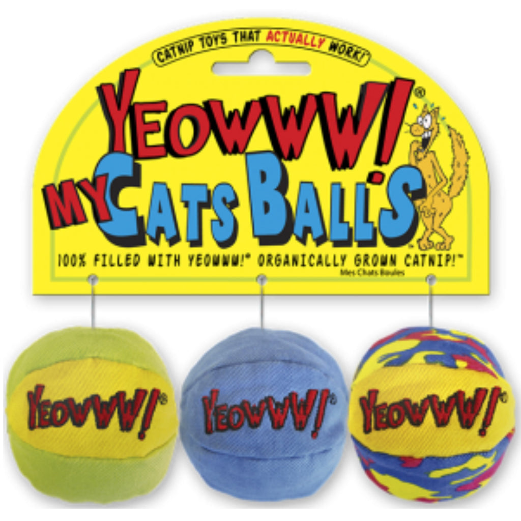 My Cats Balls 3-Pack