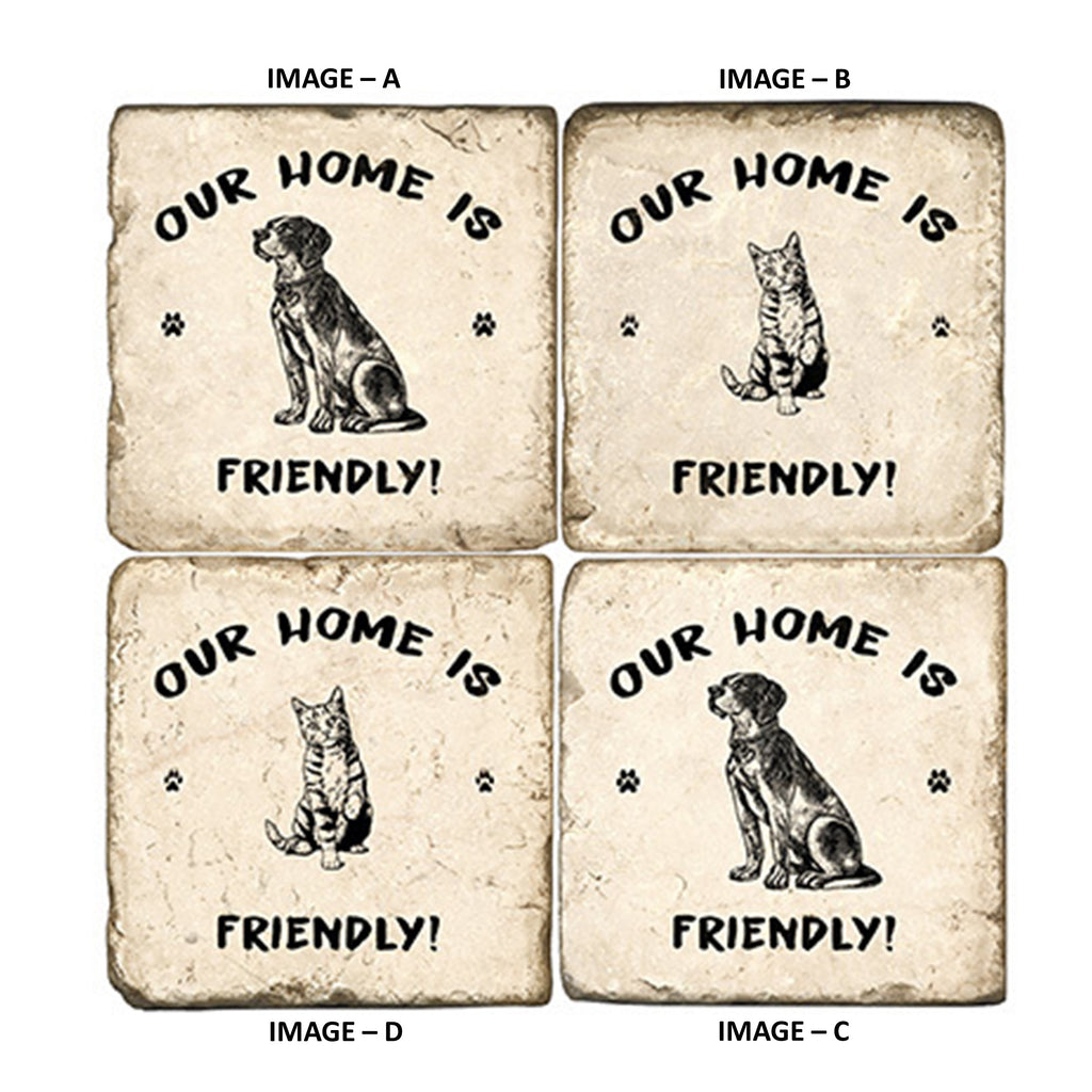Pet Friendly Coasters