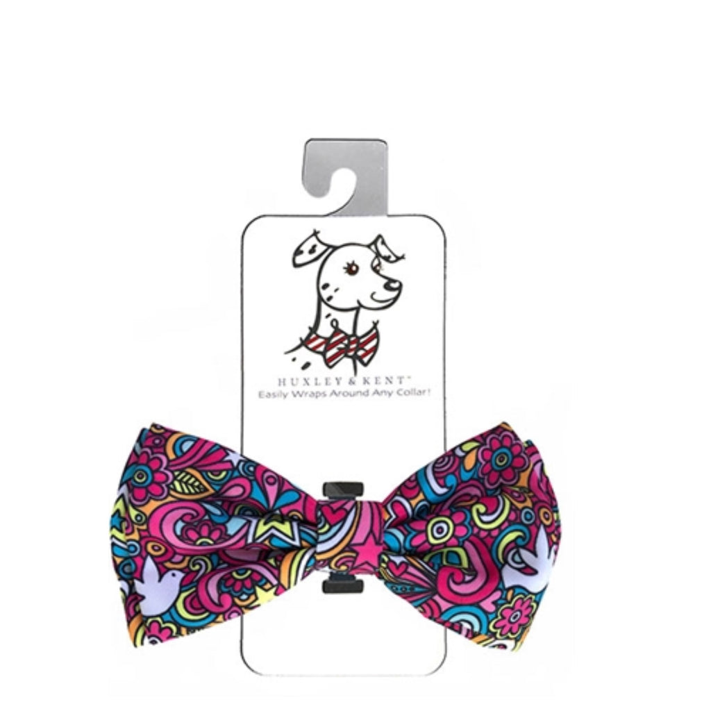 Pop Art Bow Tie