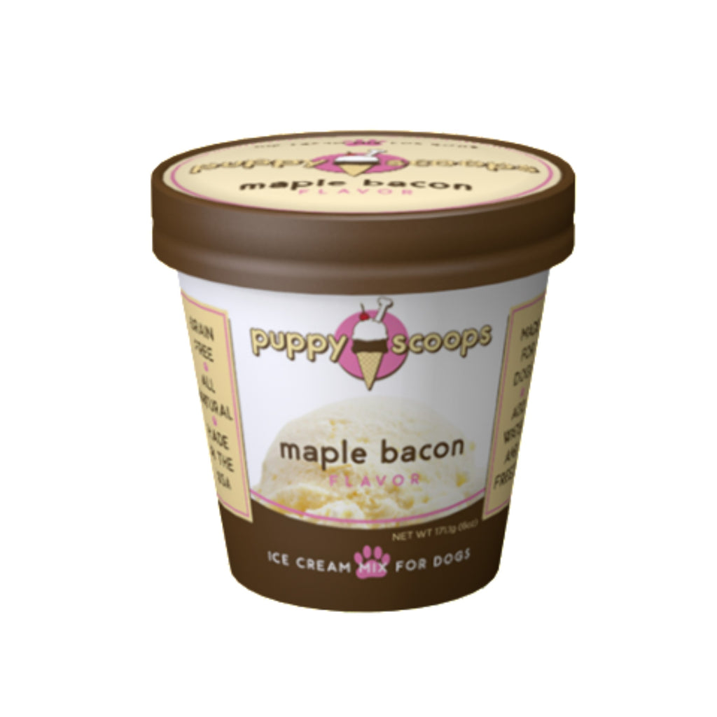 PuppyScoops-Maple Bacon