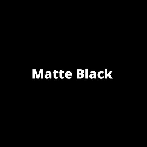 Go Case - Matte Black