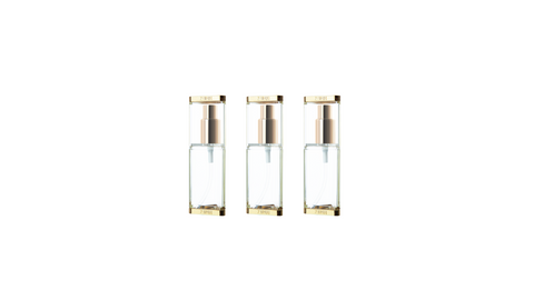 GO Bottles Set of 3