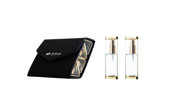Zirui Go Set (1 Kit + 2 Additional Go Bottles)