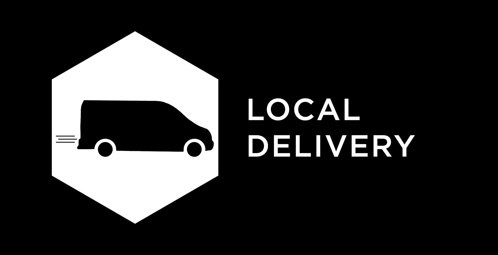 A.K. Rikk's Local Delivery in Grand Rapids Graphic