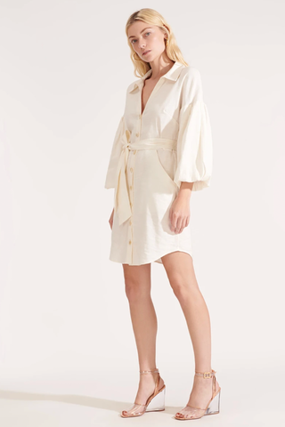 Samy Dress Off-White