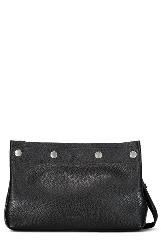 COMPASS CROSSBODY BLACK