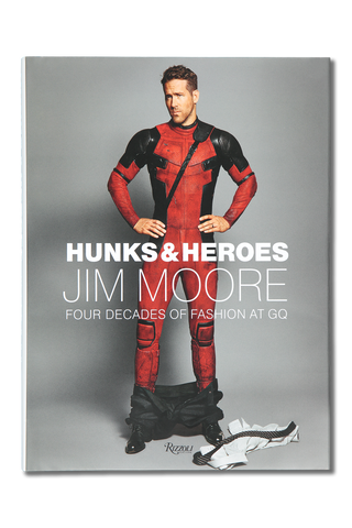 Front image of Penguin Random House Hunks And Heroes