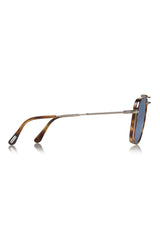 Huck Sunglasses Blonde Havana
