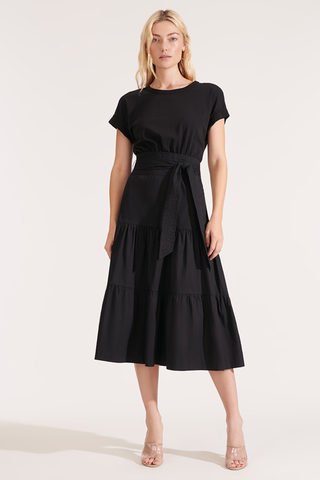 Trail Dress Black