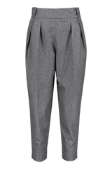 Front Image Of Les Garconnes Lauren Wool Trouser