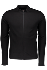 JERSEY FULL ZIP JACKET BLACK
