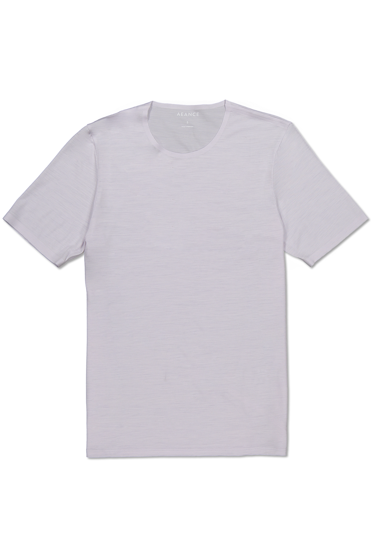 SS JERSEY T-SHIRT LIGHT GREY
