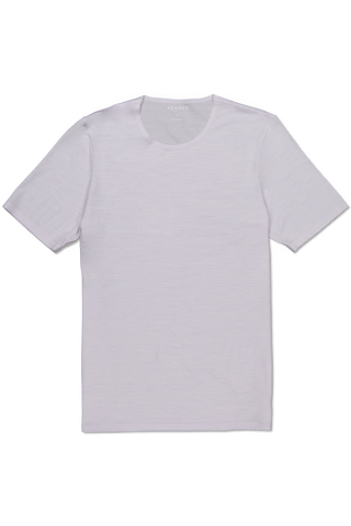 SHORT SLEEVE JERSEY T-SHIRT LIGHT GREY