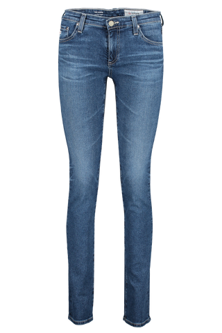 Front image of AG Women's Harper Skinny Jeans 15 Years Perpetual