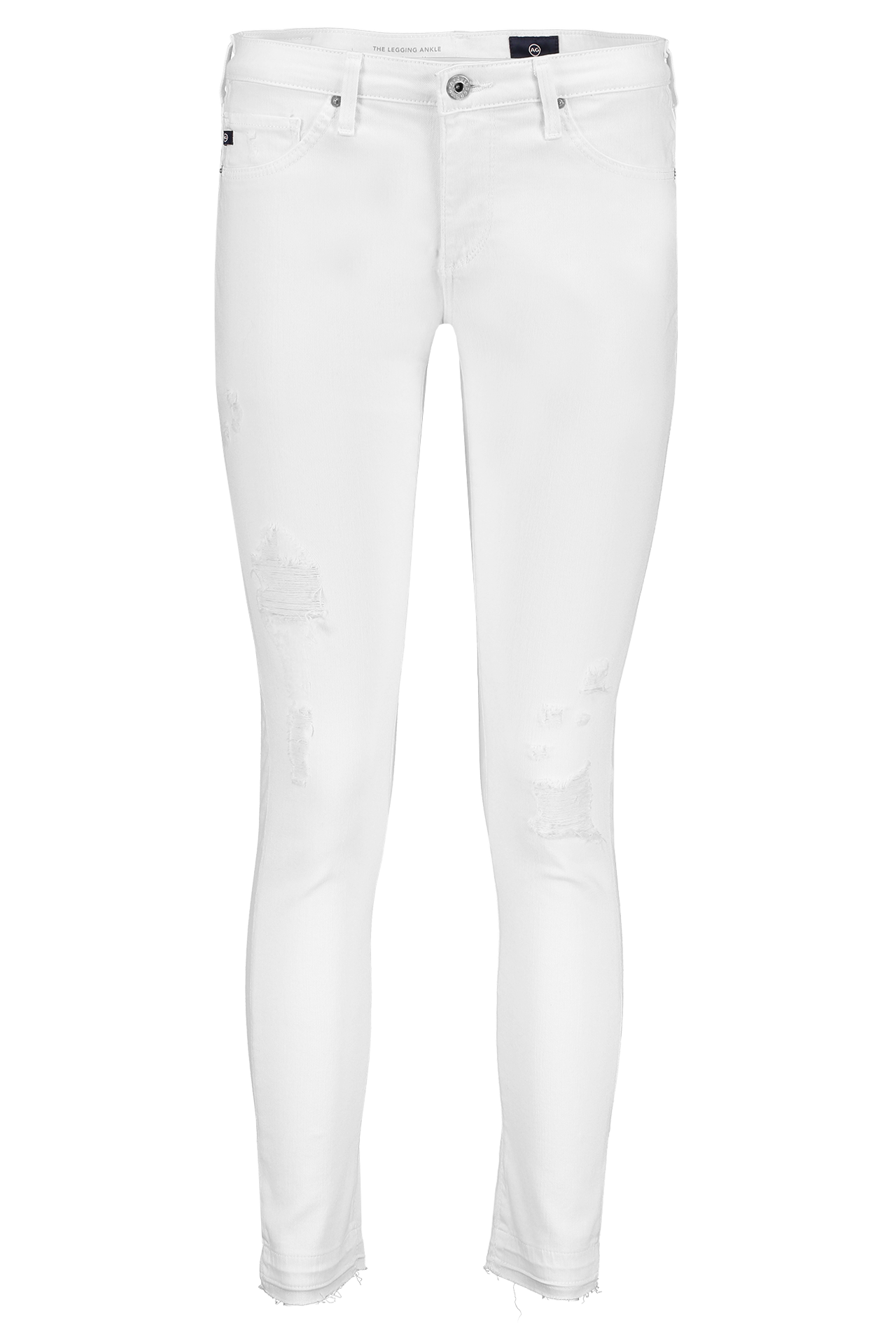 Legging Ankle White