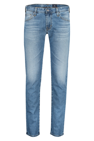 Front Crop Image Of AG Men's Tellis Denim Rising Star
