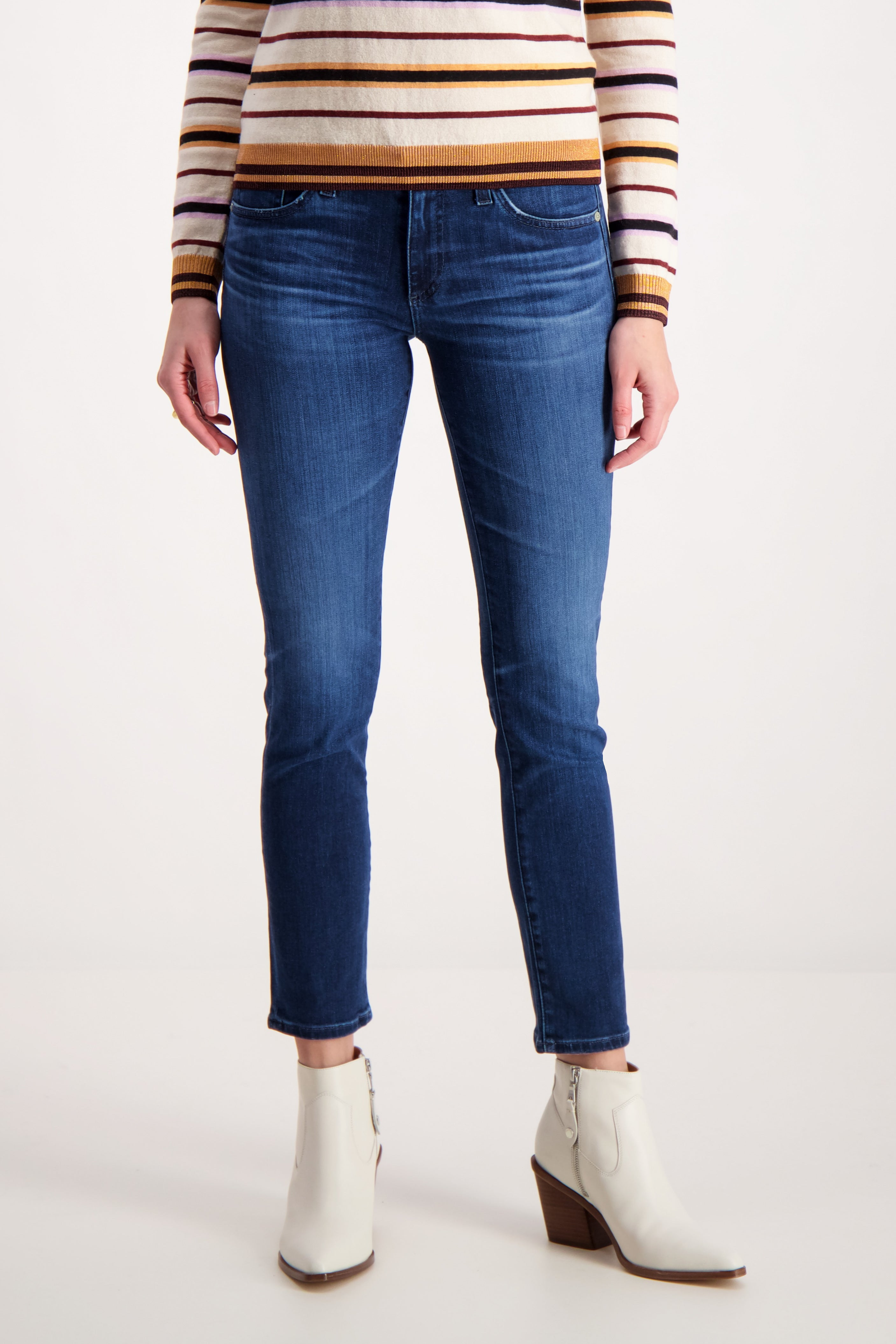 Women's Prima Ankle Skinny 5 Years Blue Essence