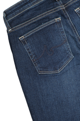Back pocket detail image of AG Women's Prima Jeans Darjeeling
