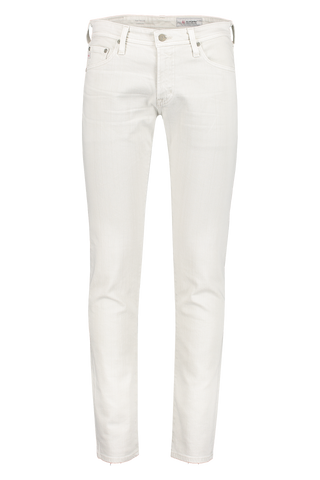 Front view image of AG Men's Tellis 7 Years Sulfur Pale Smoke