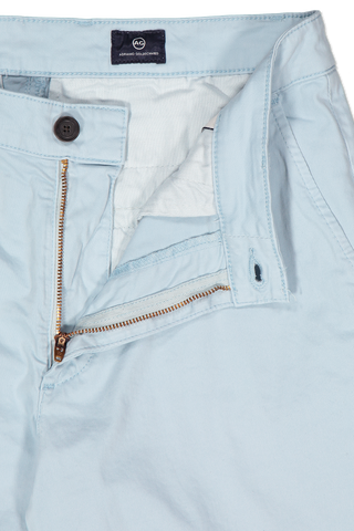 Zipper Detail Griffin Short