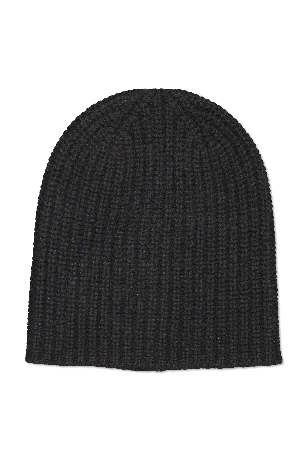 Image of Alex Mill Cashmere Solid Beanie Black